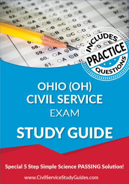 ohio oh civil service test study guide book rh civilservicestudyguides com ohio civil service exam study guide free civil service test ohio study guide