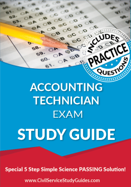 Accounting Technician Exam Study Guide and Practice Test
