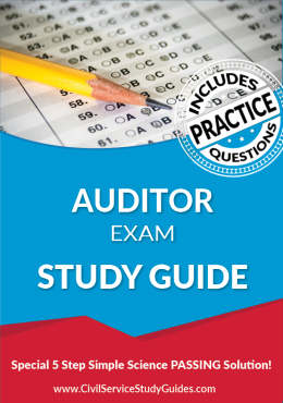 Auditor Exam Study Guide and Practice Test