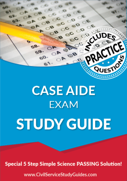 Case Aide Exam