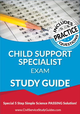 Child Support Specialist exam