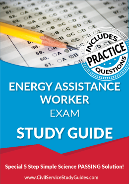 Energy Assistance Worker Exam
