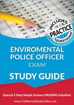 Environmental Police Officer Exam Study Guide and Practice Test