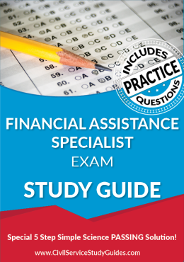 Financial Assistance Specialist Exam