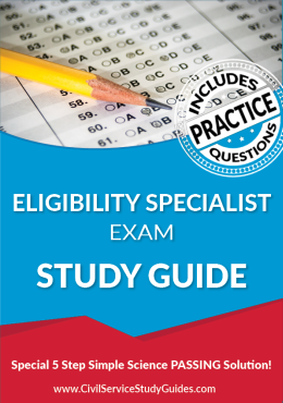 Merit System Eligibility Specialist Exam Study Guide