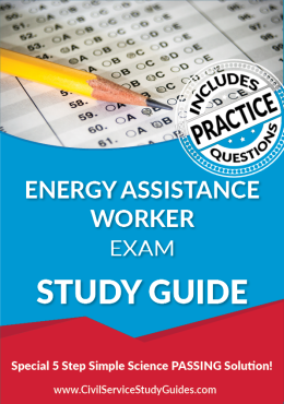 Merit System Energy Assistance Worker Exam Study Guide and Practice Test