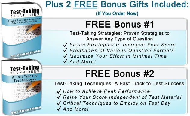 FREE Bonus Gifts Included